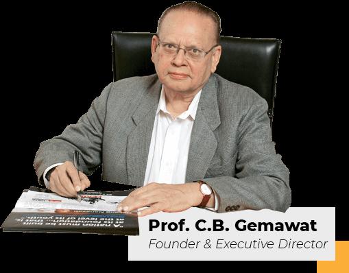 Prof. C.B. Gemawat
