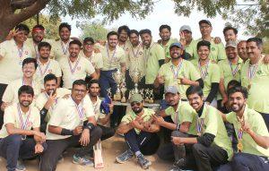 GPL 7 Cricket Team Members