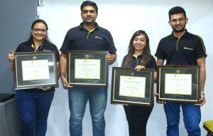 Champion Awards at Gateway