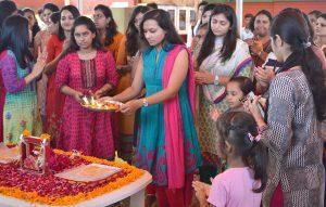 Janmashtami Celebration at Gateway