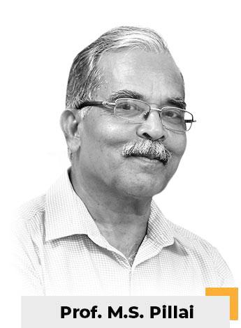 Prof. M. S. Pillai